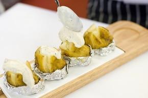 Pieczone ziemniaki po amerykańsku  – krok 6