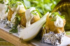 Pieczone ziemniaki po amerykańsku