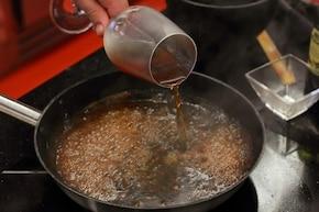 Pieczony schab z suszonymi figami – krok 4