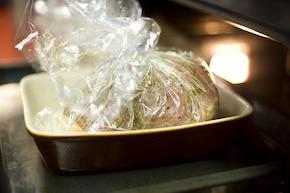 Pieczony schab z ziemniakami  – krok 3