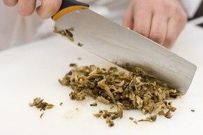 Pierogi z grzybami – krok 2