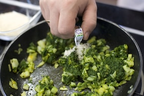 Pierogi ze szpinakiem i ziemniakami – krok 2