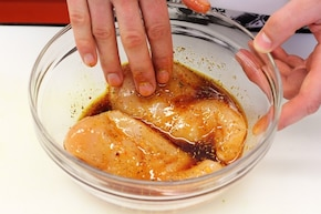 Pierś z kurczaka pieczona – krok 2