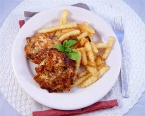 Pikantne kotleciki z kurczaka