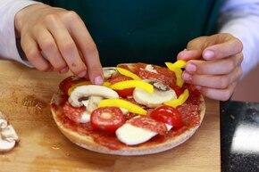Pizza dla prawdziwych leniuchów – krok 3