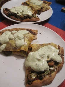 Pizza kebabowa