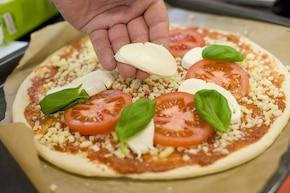 Pizza margherita – krok 5