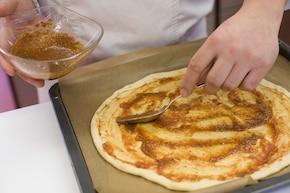 Pizza pepperoni  – krok 2