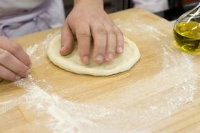 Pizza – Podstawowa receptura na ciasto  – krok 4