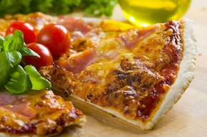 Pizza Vezuvio