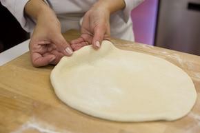 Pizza wegetariańska – krok 4