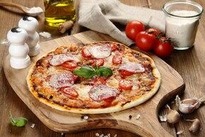 Pizza włoska dla twardzieli