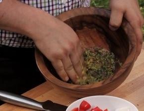Polędwica wołowa w marynacie czosnkowo-ziołowej (francuskiej) - VIDEO – krok 1