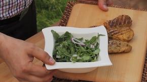 Polędwiczki wieprzowe w marynacie ziołowo-czosnkowej (polskiej) - VIDEO