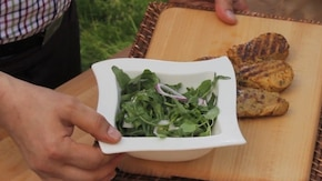 Polędwiczki wieprzowe w marynacie ziołowo-czosnkowej (polskiej)