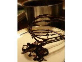 Polewa czekoladowa - ciemna