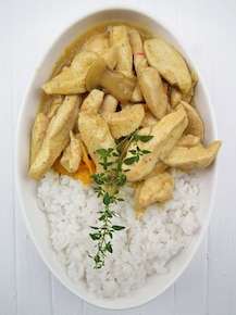 Potrawka curry
