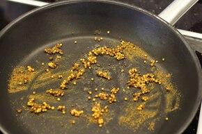 Potrawka z soczewicy po indyjsku – krok 3
