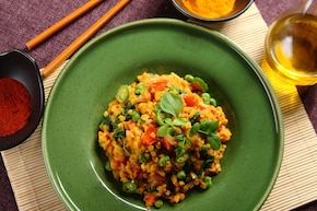 Potrawka z soczewicy po indyjsku