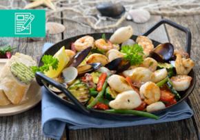 Potrawy z owoców morza – z czym i jak je podawać?