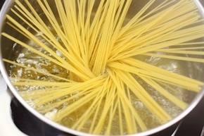 Proste spaghetti bolognese – krok 1