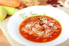 Prowansalska zupa jarzynowa