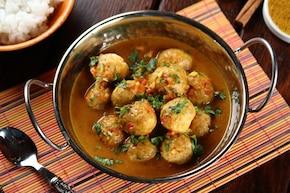 Pulpeciki w sosie curry