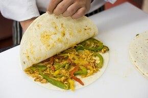 Quesadillas czyli meksykański przysmak – krok 4