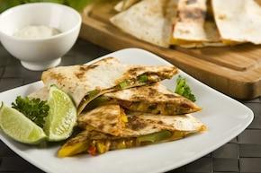 Quesadillas czyli meksykański przysmak