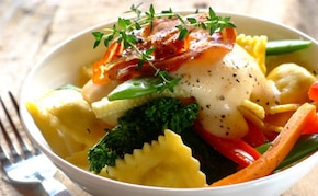 Ravioli z warzywami