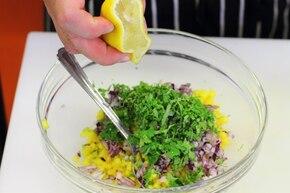 Relish z mango i cebuli – krok 3