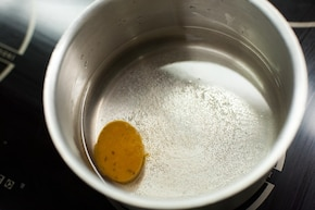 Risotto z kurczakiem i grzybami  – krok 1