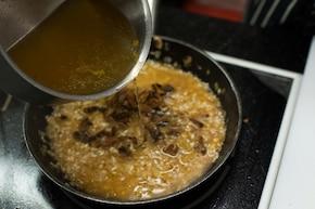 Risotto z kurczakiem i grzybami  – krok 5