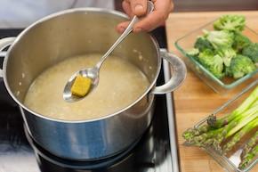 Risotto z warzywami  – krok 2