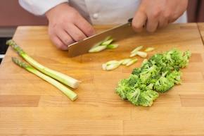 Risotto z warzywami  – krok 3