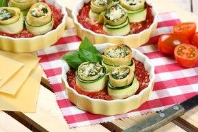 Roladki lasagne