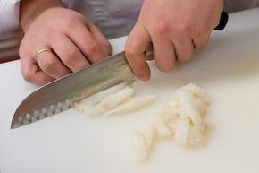Rosół z ryb – krok 1