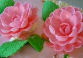Rózany torcik