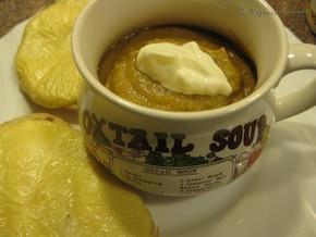 Rozgrzewająca zupa warzywna