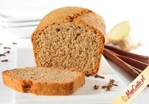 Rozgrzewające ciasto korzenne