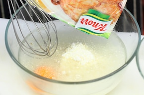 Placki po węgiersku z kurczakiem – krok 4
