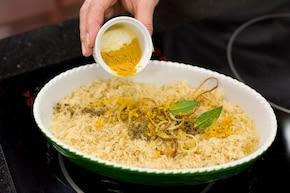 Ryż biryani – krok 3