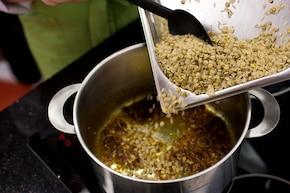 Ryż masala kedgeree – krok 3