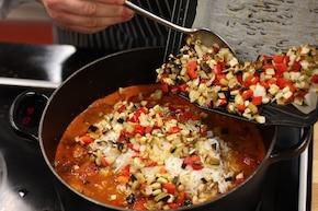 Ryż z warzywami i mięsem – krok 5