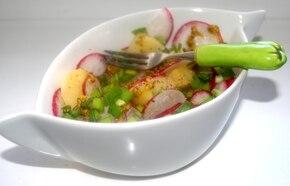Sałatka a'la kartoffensalat 2