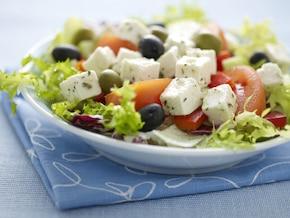 Sałatka grecka z fetą