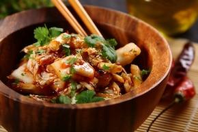 Kimchi sałatka z kapusty pekińskiej