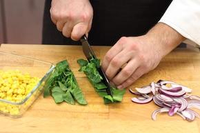 Sałatka makaronowa z nutą curry - VIDEO – krok 2