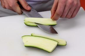 Sałatka z pieczonych warzyw – krok 2