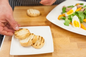 Sałatka z pieczonymi warzywami – krok 5